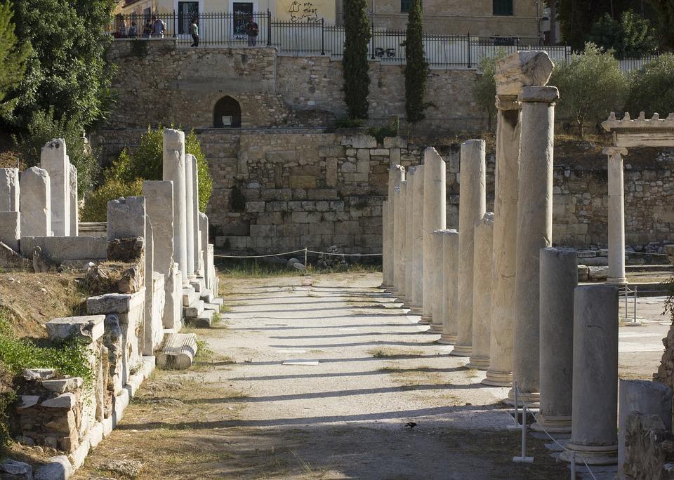 Athén Agora