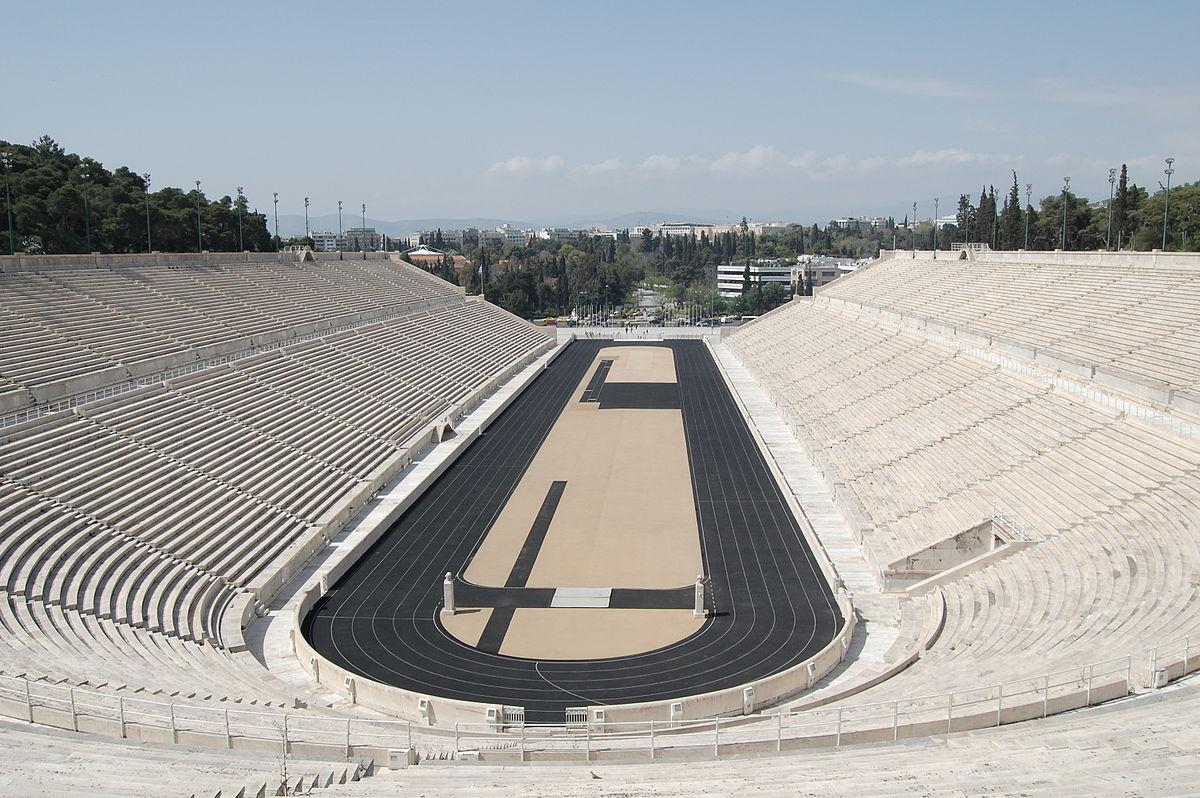 Panathenaic stadion Athén