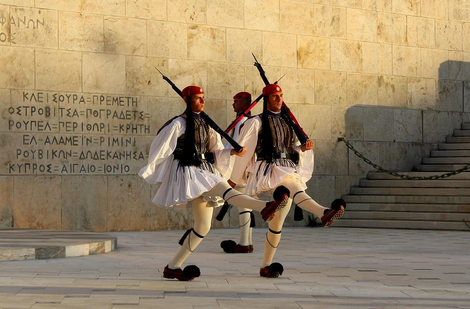 Syntagma tér athén
