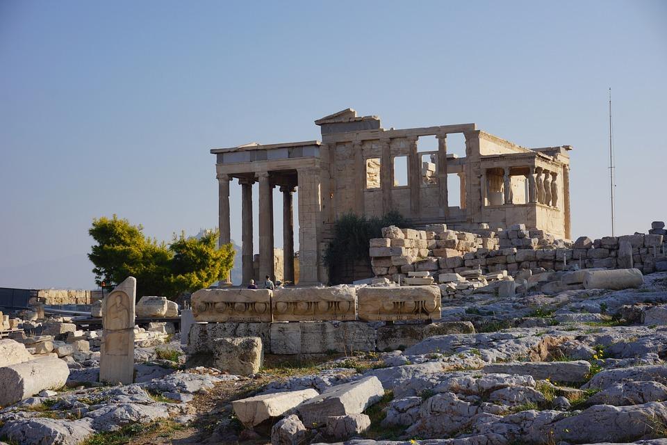 athén akropolisz