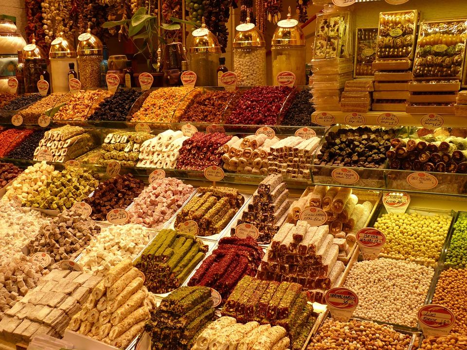 egyiptimi bazar isztambul