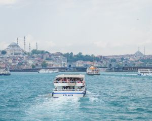 isztambul hajóval