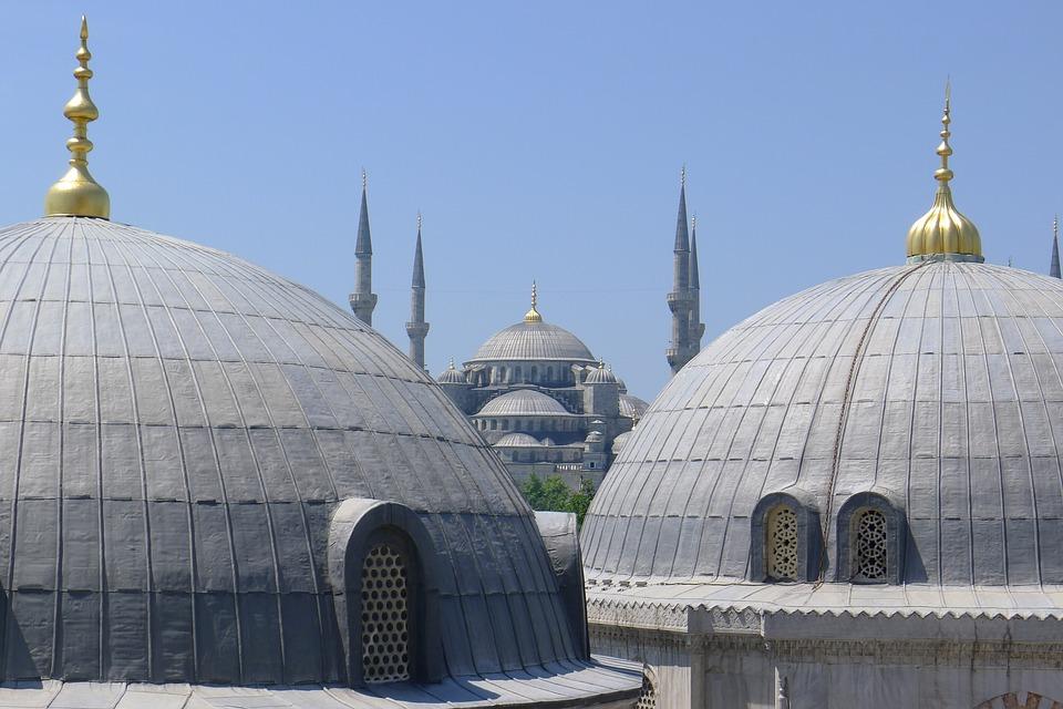 kék mecset isztambul