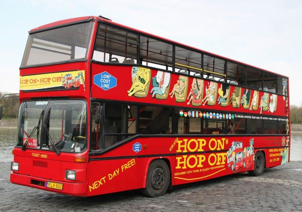 Hop-on Hop-off Budapest