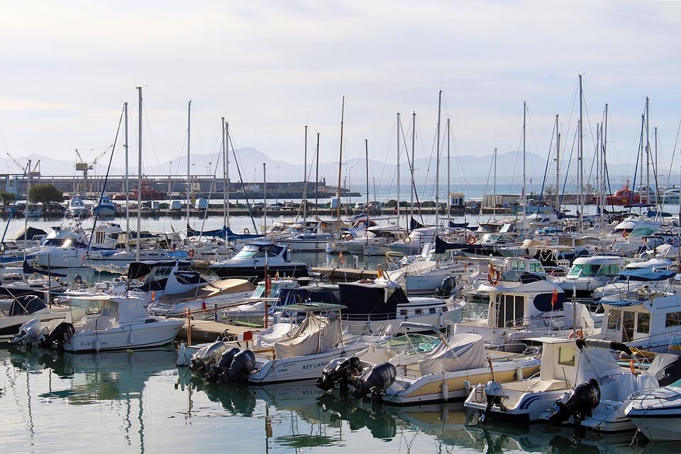 Alcudia kikötő