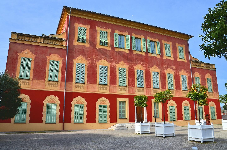 Nizza Matisse Museum