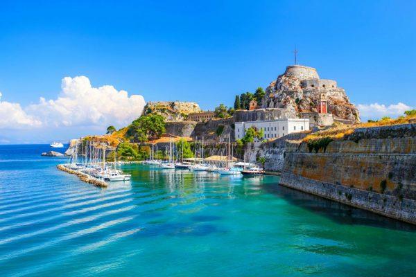 Korfu szállás