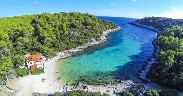 Korcula sziget