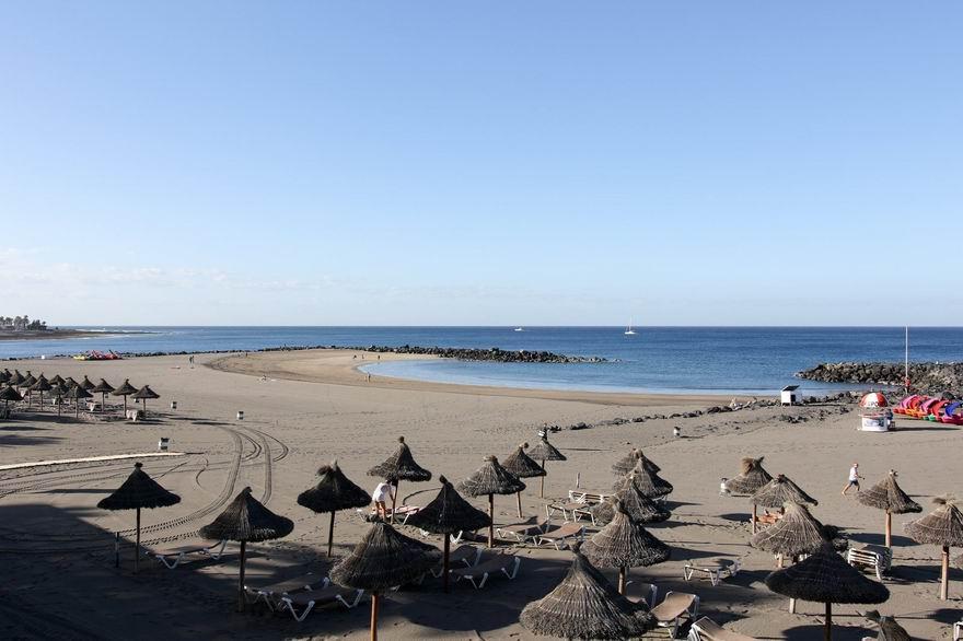 Playa de las Americas Playa Troya