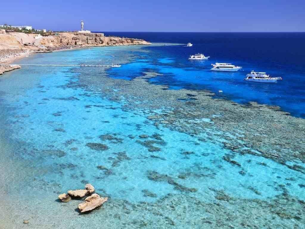 Sharm El Sheikh Ras Mohammed