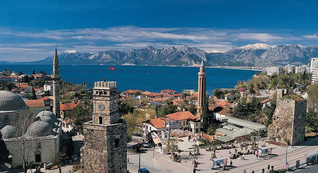 Antalya Kaleiçi negyed