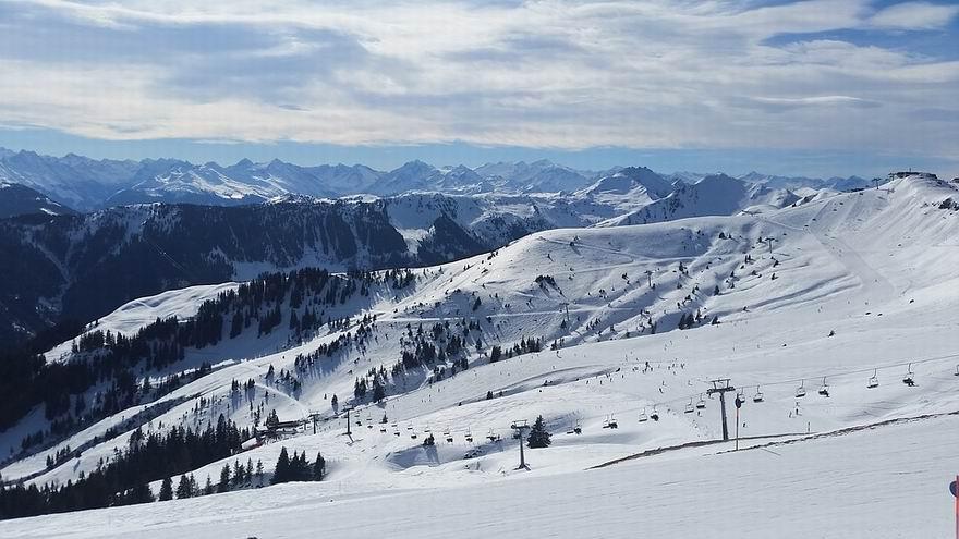 Ausztria síelés
