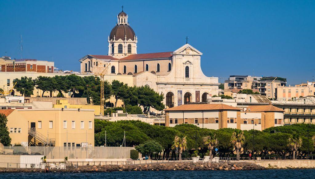 Cagliari látnivalók