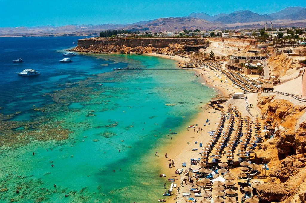 Sharm El Sheikh látnivalók