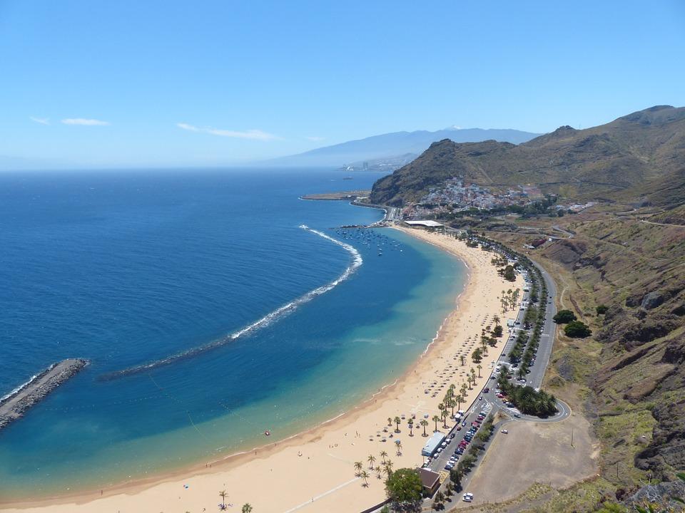 Tenerife legszebb strandjai