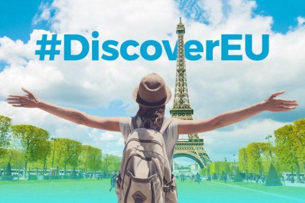 DiscoverEU: Holnaptól újra lehet pályázni az ingyenes uniós vasúti bérletekre