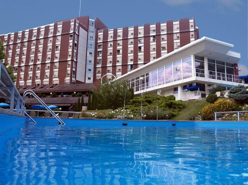 Ensana Thermal Aqua Health Spa Hotel Hévíz