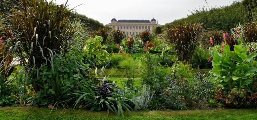 Jardin des Plantes Párizs