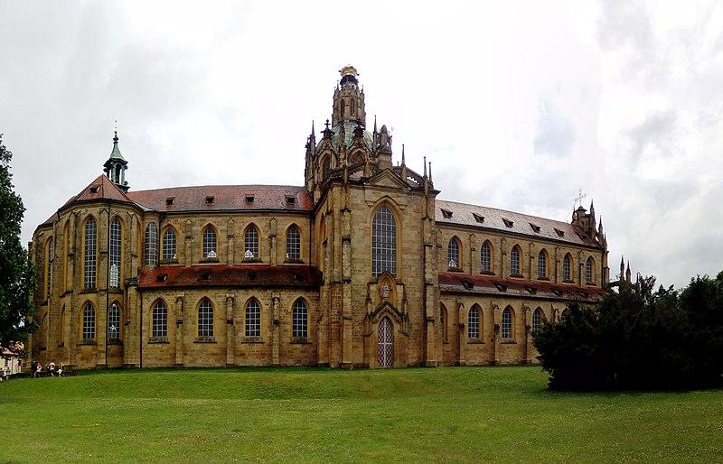 Kladruby bencés kolostor