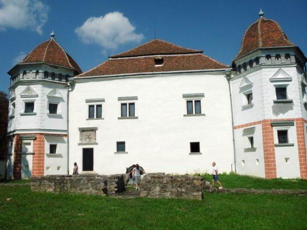 Pácin Mágóchy-kastély