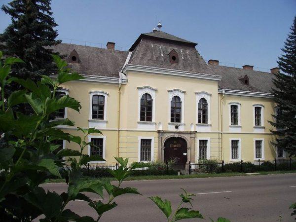 Pétervására Keglevich-kastély