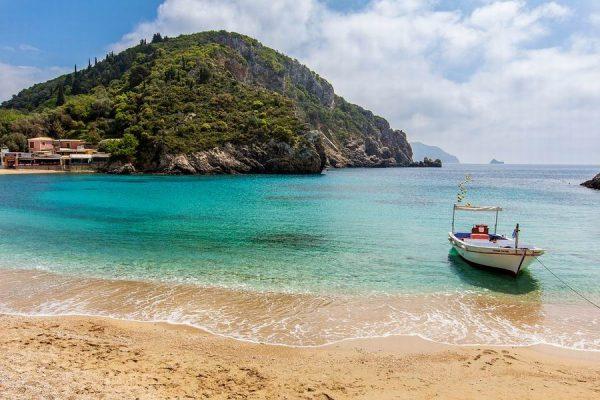 Korfu utazás