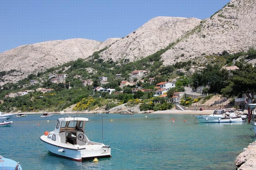 krk sziget nyaralás