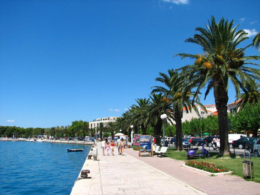 Makarskai riviéra strandok