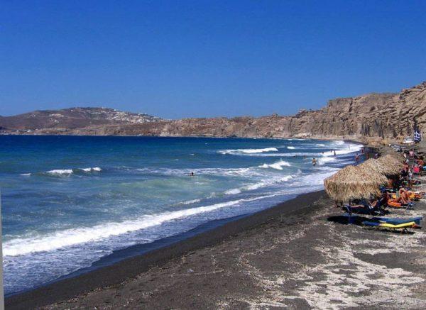 Santorini legszebb strandjai