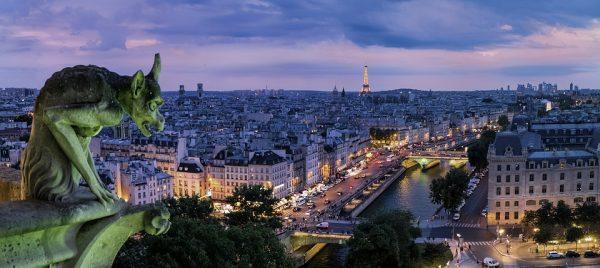 Párizs látnivalók és nevezetességek