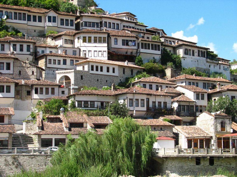 Berat Albánia
