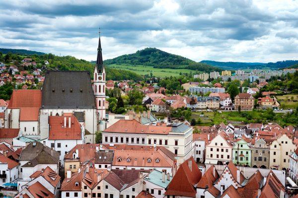 UNESCO Világörökségi  helyszínek Csehországban
