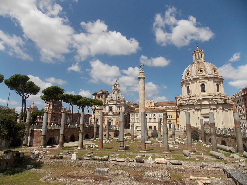 Forum Romanum Róma