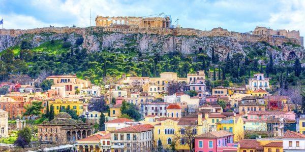 Athén látnivalók és nevezetességek