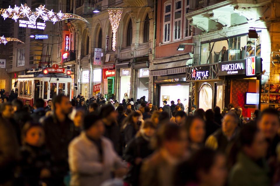 Beyoglu isztambul