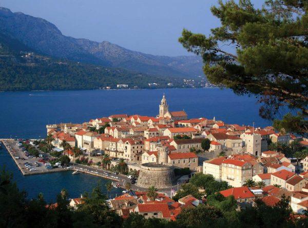 Az Adriai-tenger szigetei