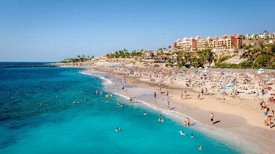 Playa del Duque Tenerife