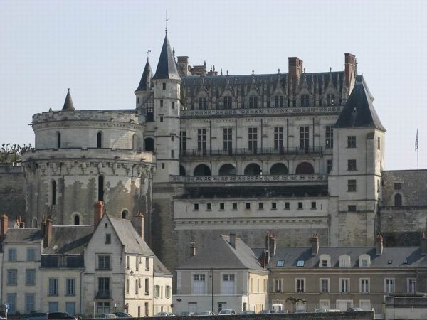 Amboise kastély