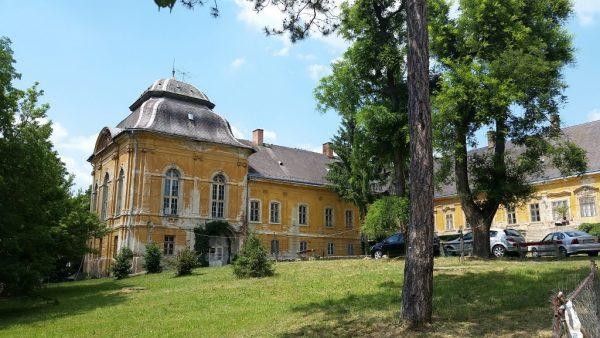 Aszód, Podmaniczky-Széchenyi-kastély