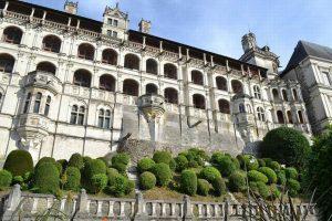 Blois királyi kastély