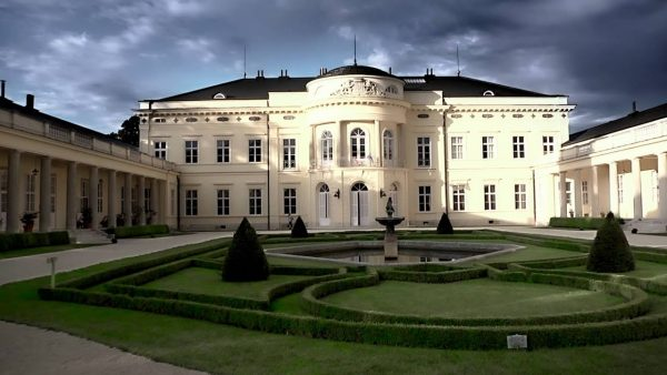 Fehérvárcsurgó, Károlyi-kastély