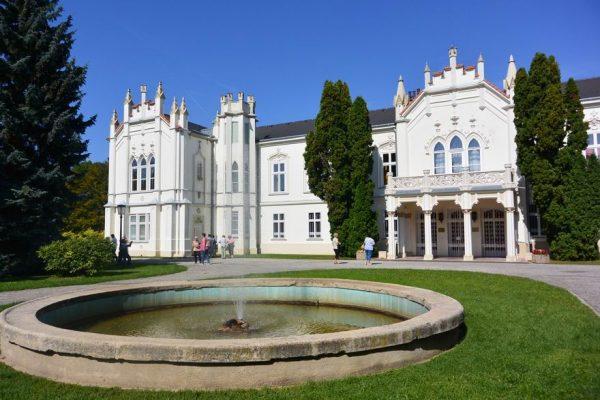 Martonvásár Brunszvik-kastély