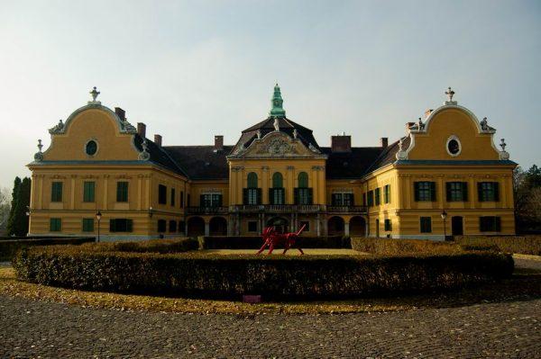 Nagytétény Száraz-Rudnyánszky-kastély