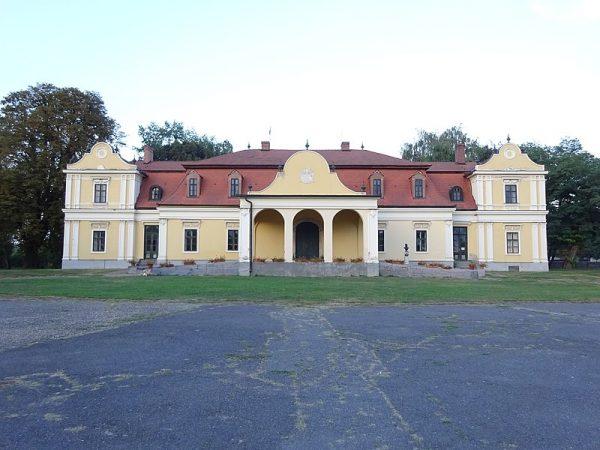 Tuzsér, Lónyay-kastély