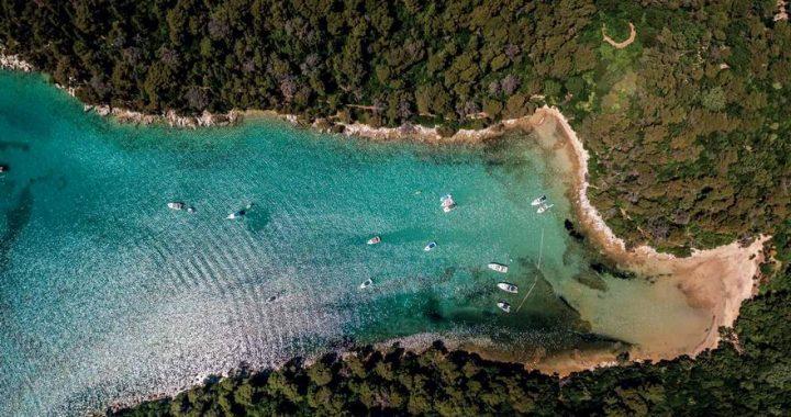 Nyaralás Rab szigeten
